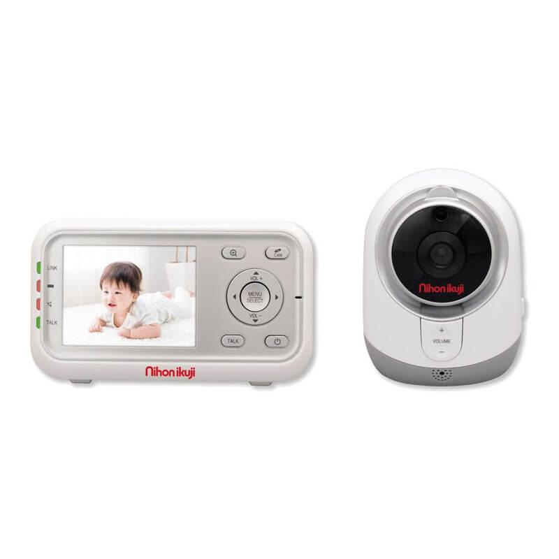 ネットベビー-デジタルカラースマートビデオモニター3-ベビーモニター-見守りカメラ-BESTLABO