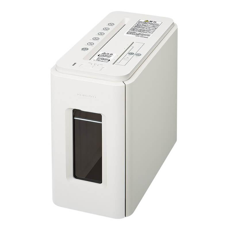 シュレッダー電動 家庭用 AMKPS-MX100W コクヨ
