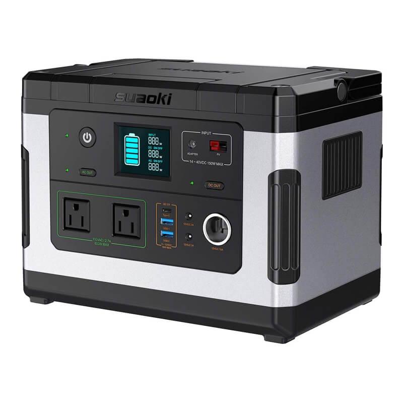ポータブル電源 G500 500Wh suaoki