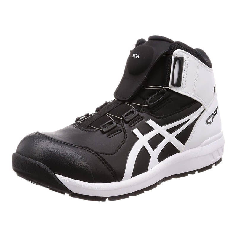 安全靴 ハイカット ウィンジョブ FCP304 Boa アシックス ASICS