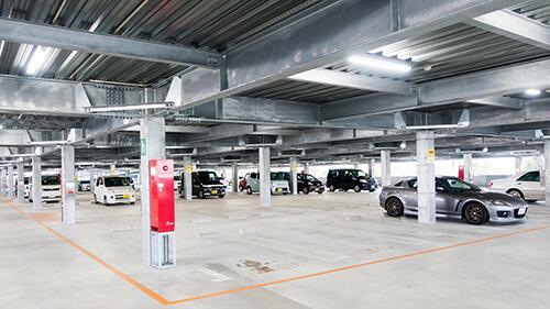 ドライブレコーダー 駐車監視機能