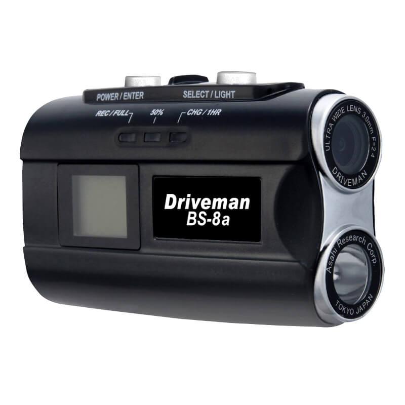 ドライブレコーダー(バイク) Driveman BS-8a アサヒリーチ