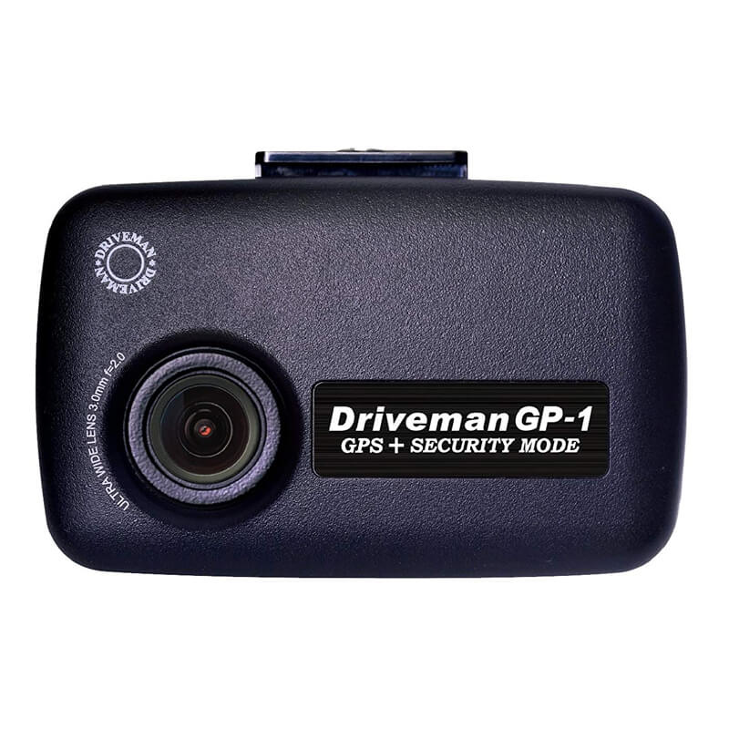 ドライブレコーダー 前のみ Driveman GP-1 アサヒリーチ