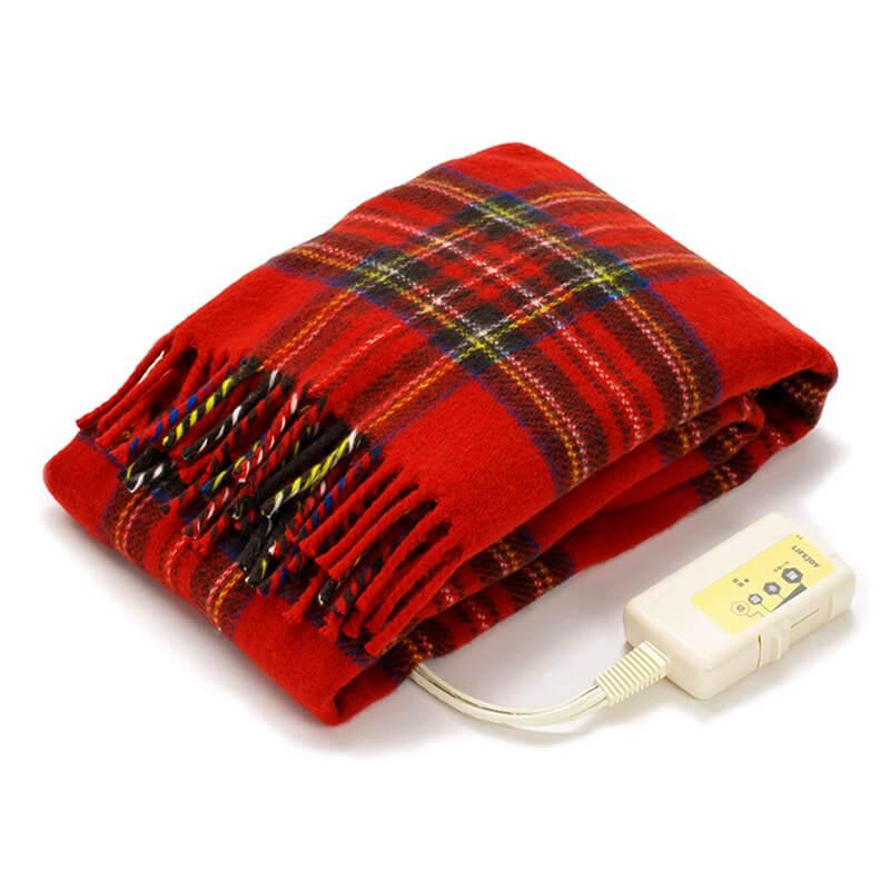 電気毛布 ひざ掛け JBH161 ライフジョイ LIFEJOY