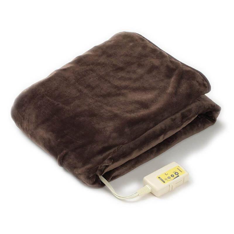 電気毛布 掛け・敷き毛布兼用 JBK802F ライフジョイ LIFEJOY