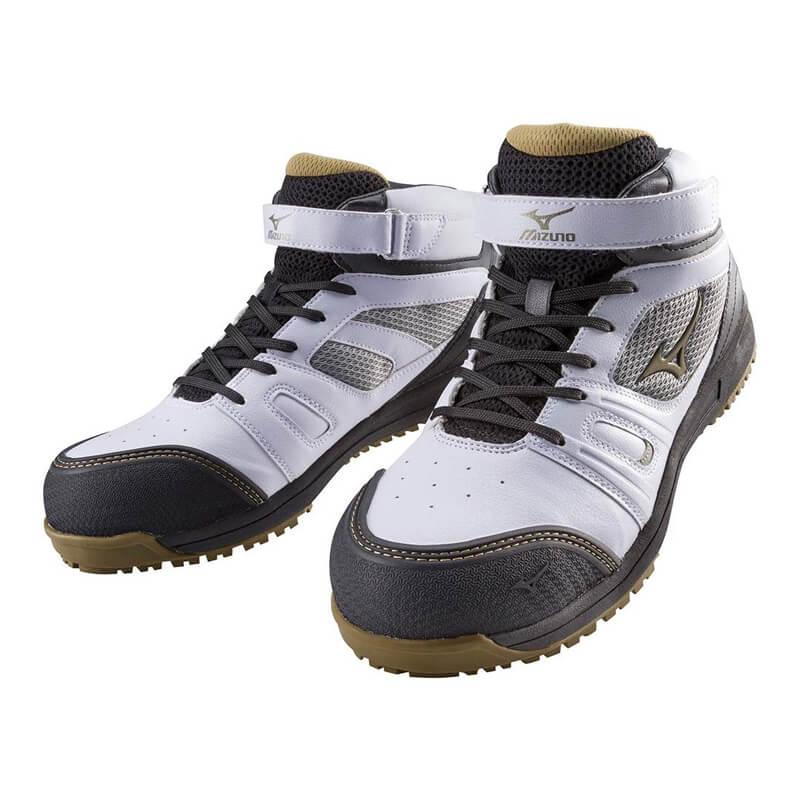 安全靴 ハイカット オールマイティ MT C1GA1602 ミズノ MIZUNO