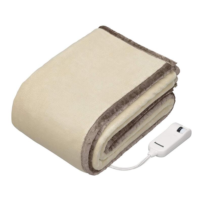 電気毛布 掛け・敷き毛布兼用 DB-RM3M-C パナソニック Panasonic