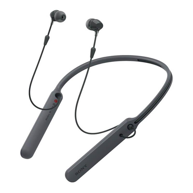 ワイヤレスイヤホン ネックバンド型 WI-C400 SONY(ソニー)