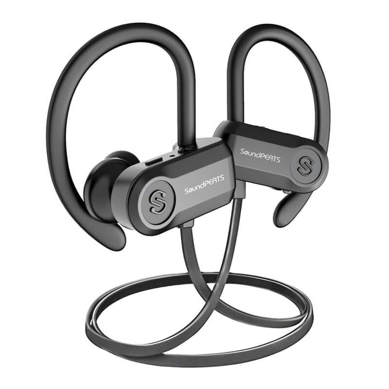 ワイヤレスイヤホン 左右一体型 SporFi SoundPEATS(サウンドピーツ)