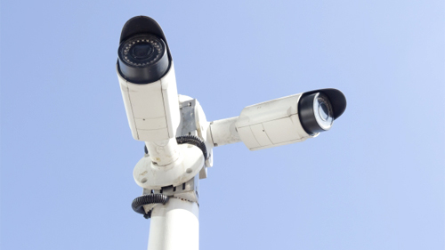 防犯カメラの設置台数と効果