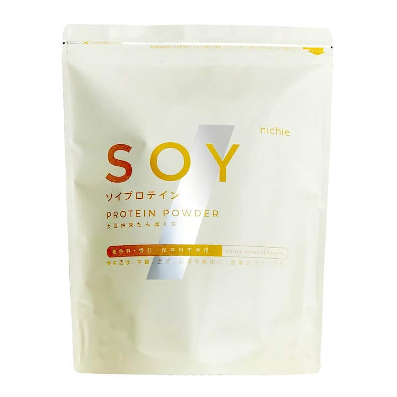 大豆プロテイン プレーン 1kg nichie ニチエー