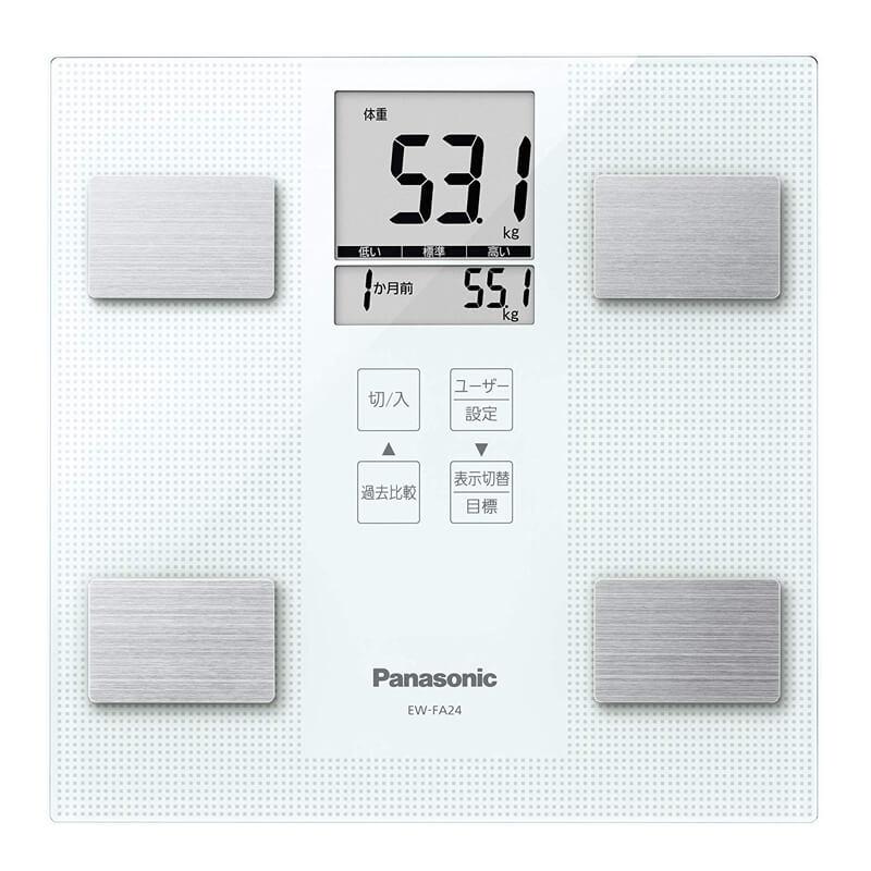 体重計 体組成計 体組成計バランス計 EW-FA24 パナソニック Panasonic