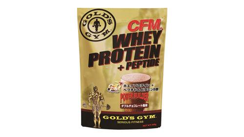 プロテインのおすすめ人気メーカー ゴールドジム GOLD'S GYM