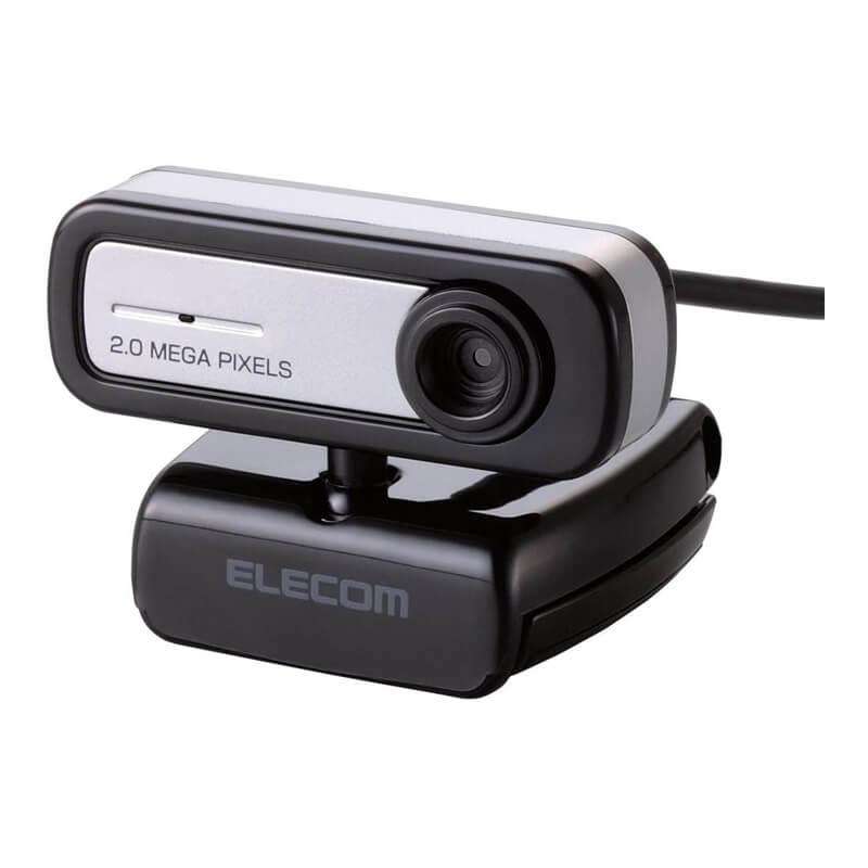 Webカメラ UCAM-C0220FENBK エレコム ELECOM