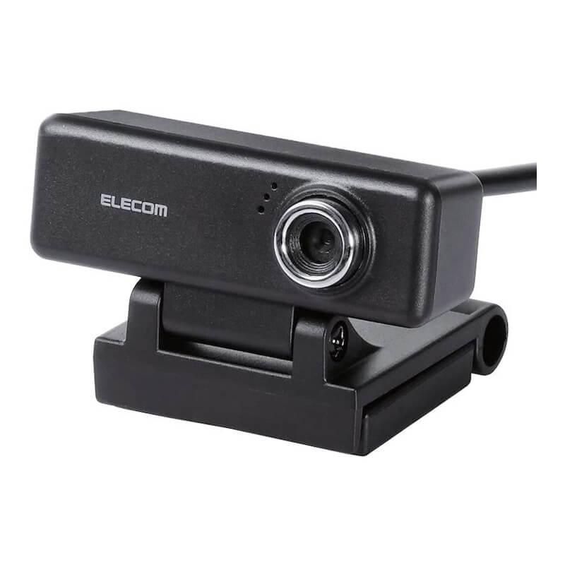 Webカメラ UCAM-C520FBBK エレコム ELECOM