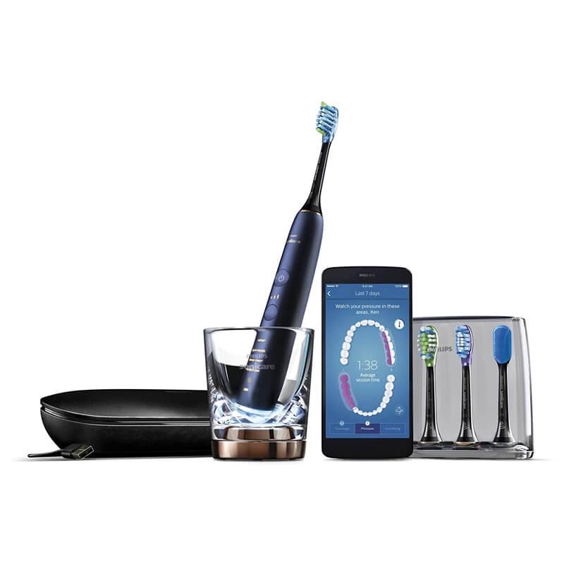 電動歯ブラシ ソニッケアー sonicare ダイヤモンドクリーン スマート HX9964/55 フィリップス Philips