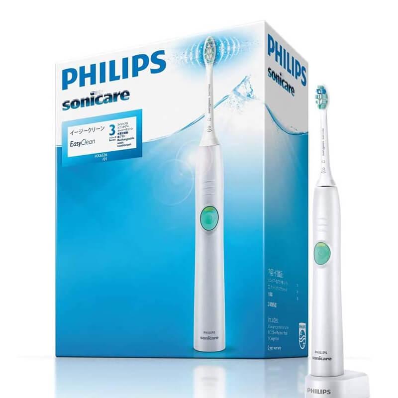 電動歯ブラシ ソニッケアー sonicare イージークリーン HX6526/01 フィリップス Philips