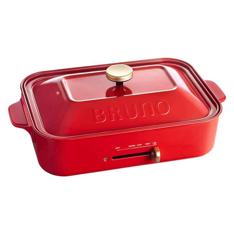 ホットプレート コンパクト BOE021 ブルーノ BRUNO