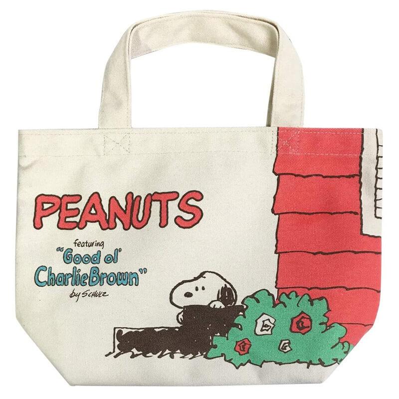 エコバック SNAP2599 ピーナッツ peanuts