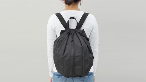 エコバッグ リュック型 重たい荷物を持ち運ぶ時におすすめ