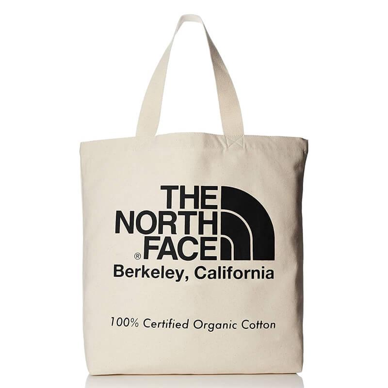 エコバッグ オーガニックコットントート Organic Cotton Tote TNF The North Face ザノースフェイス