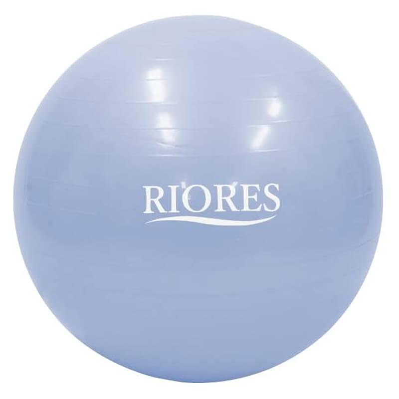 バランスボール 65cm エアポンプ付き リオレス RIORES