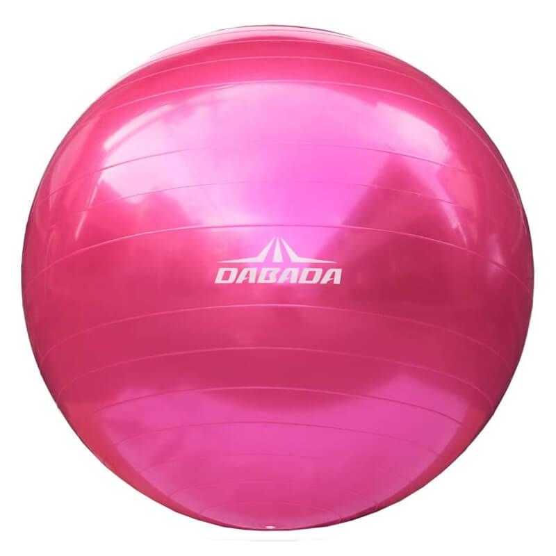 バランスボール 65cm フットポンプ付き ダバダ DABADA