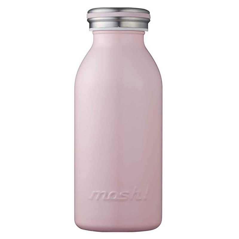水筒 ステンレスボトル ミルクAIRボトル DMMB450 350ml モッシュ mosh!