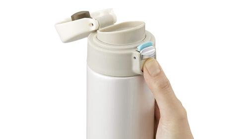 水筒 ステンレスボトル ワンタッチタイプ 片手で開閉が可能