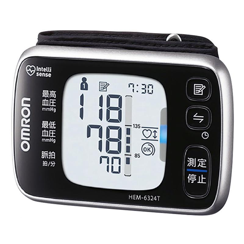 血圧計 手首式 HEM-6324T オムロン OMRON