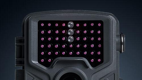 トレイルカメラの赤外線LEDの種類で選ぶ