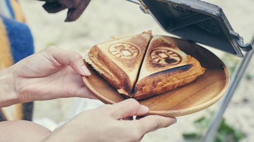 ホットサンドメーカーを食パンの耳まで焼けるタイプで選ぶ