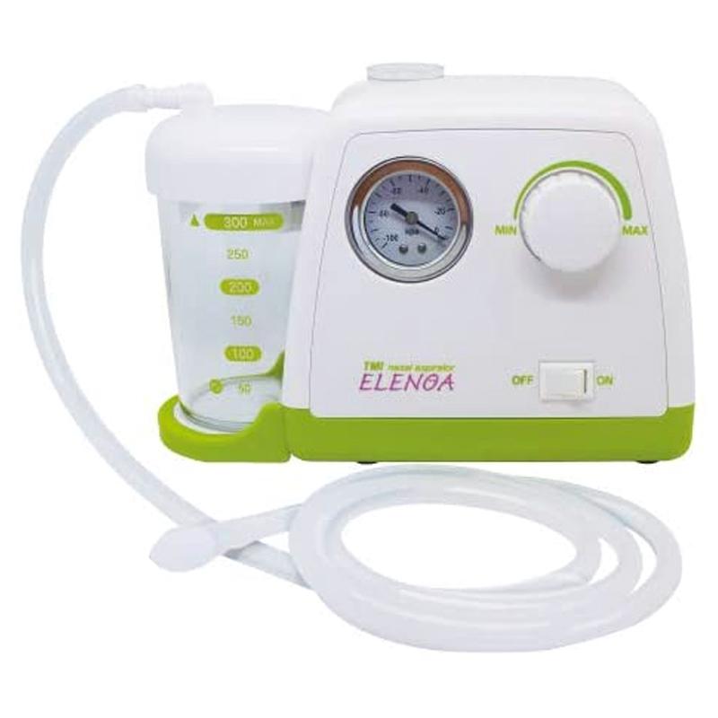 鼻吸い器 電動鼻水吸引器 たん吸引器 エレノア ELENOA
