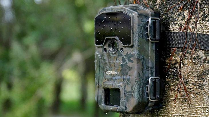 トレイルカメラのおすすめ6選 屋外用防犯カメラの工事不要タイプもご紹介