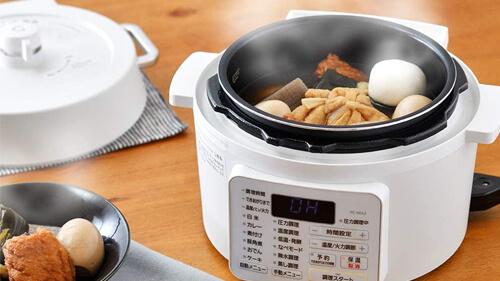 電気圧力鍋と炊飯器の違い