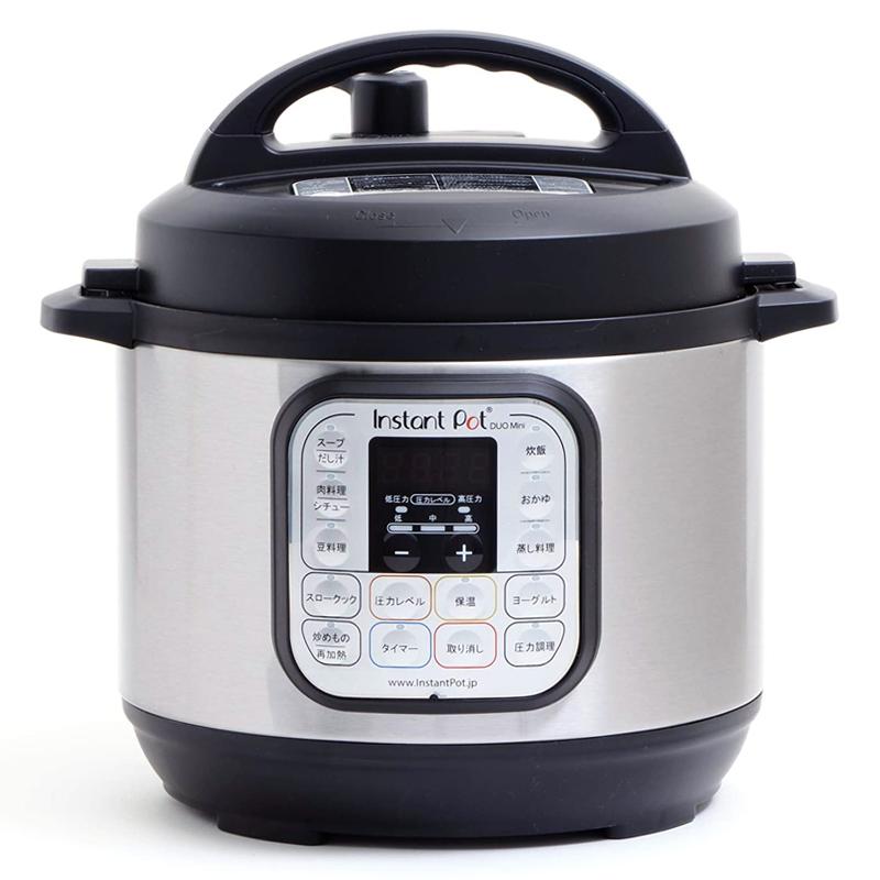 電気圧力鍋 ドゥオ ミニ Duo Mini ISP1001 3.0L インスタントポット Instant Pot