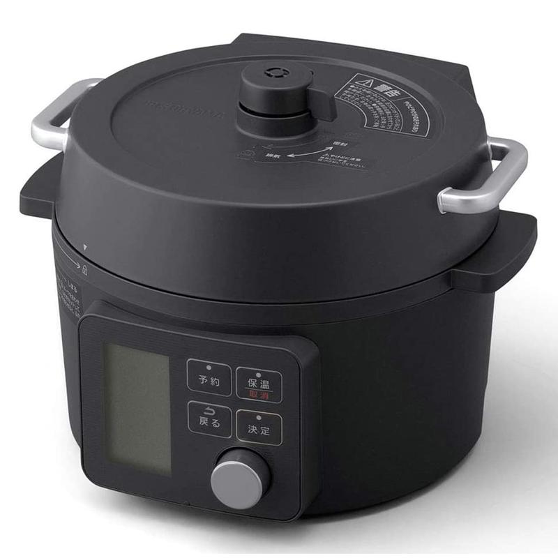 電気圧力鍋 KPC-MA2-B 2.2L アイリスオーヤマ IRIS OHYAMA