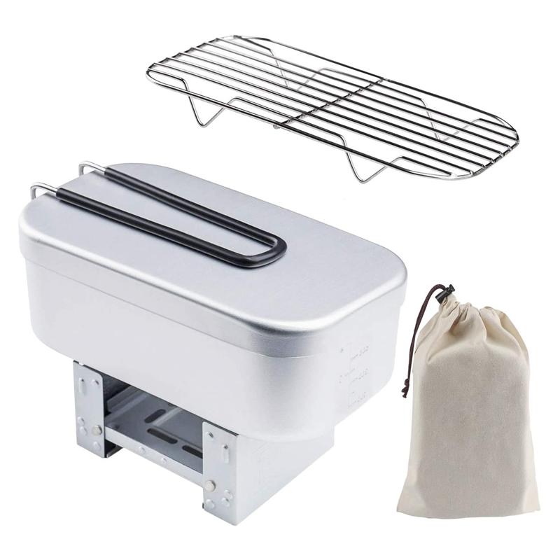 メスティン 飯盒 バット網付き BETU