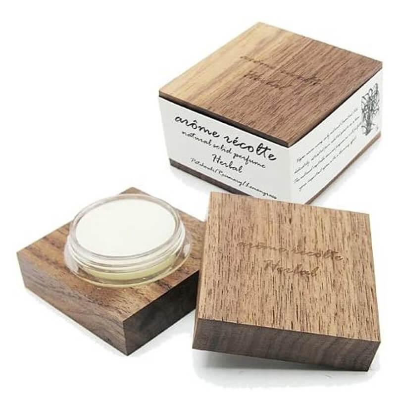 練り香水 ソリッドパフューム アロマレコルト arome rcolte