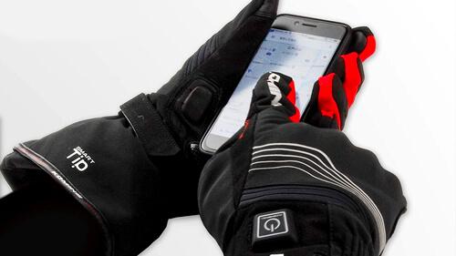電熱グローブをスマートフォン対応で選ぶ
