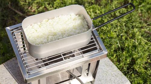 メスティンは自動炊飯や自動調理も可能