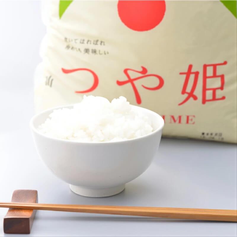ふるさと納税 特別栽培米 つや姫 山形県庄内産 山形県酒田市