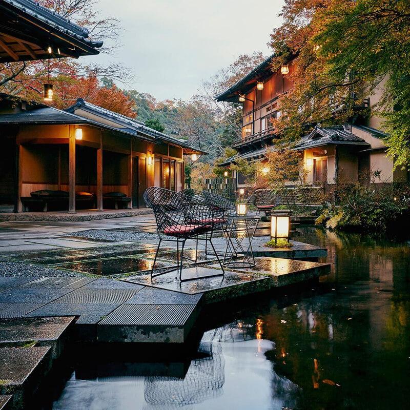 星のや京都 嵐山 旅館