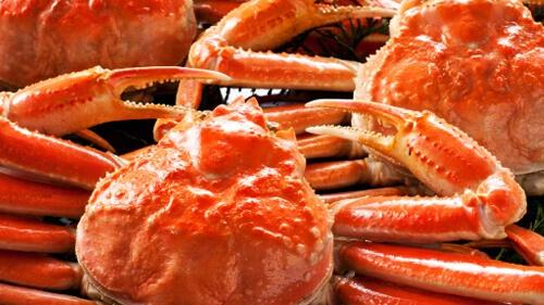 蟹ラウンド