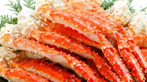 蟹セクション