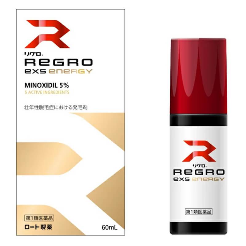 リグロEX5エナジー ReGRO EX5 Energy ロート製薬
