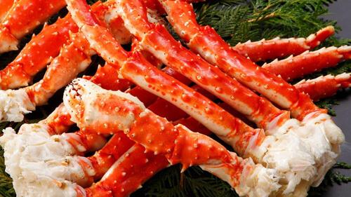 蟹の種類 タラバガニ 食べ応え抜群
