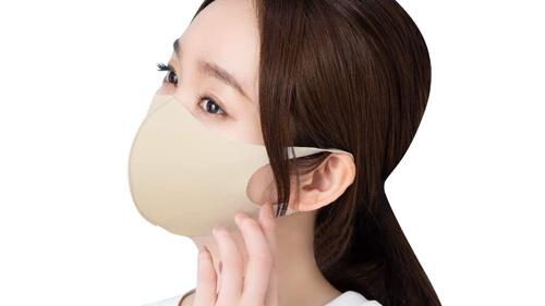 血色マスクのサイズの測り方