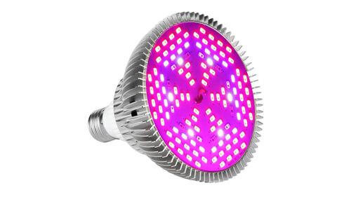 植物育成LEDライト 調光機能LED 効率よく育成が可能
