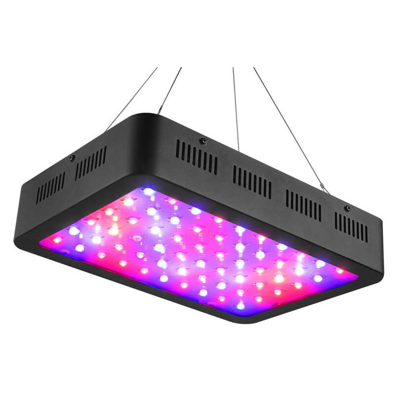 植物育成LEDライト フルスペクトル 吊り下げタイプ 600W WAKYME